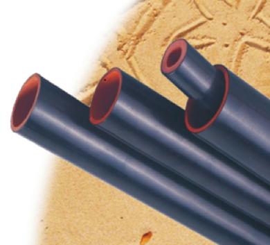Термоусадочная трубка с полупроводящим слоем
