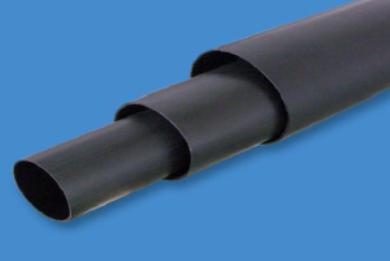 Термоусадочная трубка толстостенная с клеевым слоем