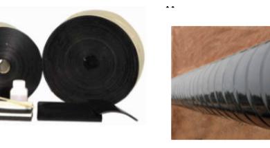 Термоусадочная лента HBRL