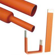 Термоусадочная трубка для изоляции шин на 10кВ и 35кВ